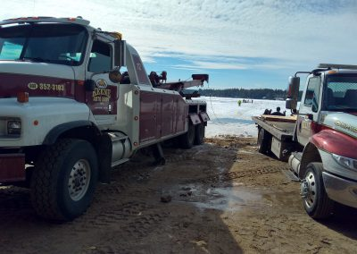 Keene Auto Body Towing